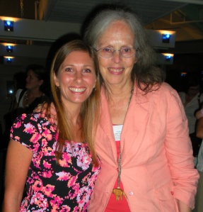 Kristin Schuchmann and Ina May Gaskin - Nov 1, 2009